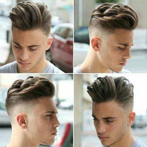 Tipos de peinados para hombres 2018