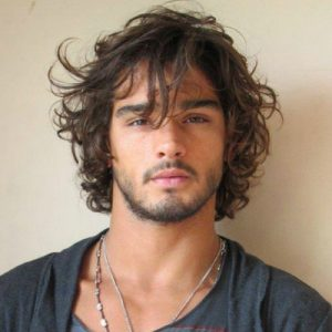 mens hair styling tips medium length mira tipos de peinados para hombres modernos skylion 9340 | curly hair for men medium length hair 300x300